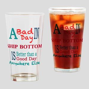 Ship Bottom Drinking Glass