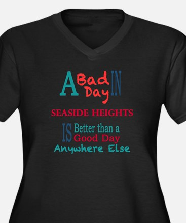 Seaside Heights Plus Size T-Shirt