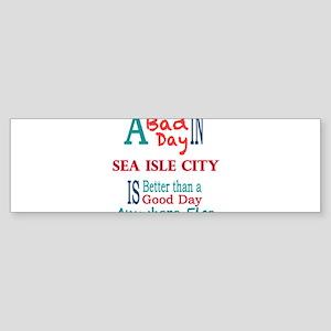 Sea Isle City Bumper Sticker