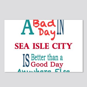 Sea Isle City Postcards (Package of 8)