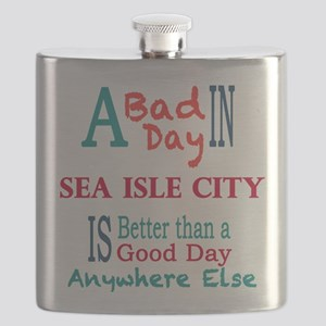 Sea Isle City Flask