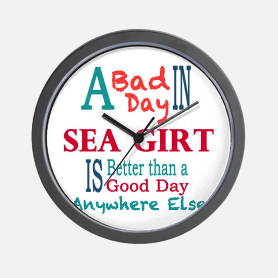 Sea Girt Wall Clock