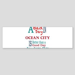 Ocean City Bumper Sticker