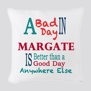 Margate Woven Throw Pillow