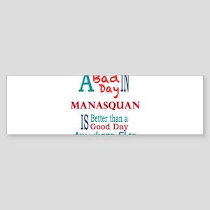 Manasquan Bumper Sticker