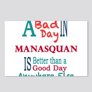 Manasquan Postcards (Package of 8)