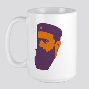 Che Herzl Large Mug