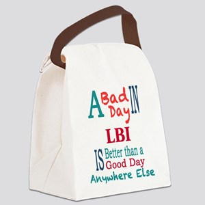 LBI Canvas Lunch Bag