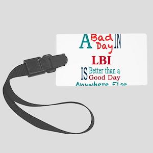 LBI Luggage Tag