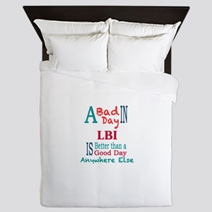 LBI Queen Duvet