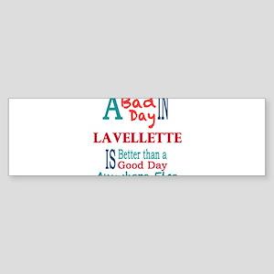 Lavallette Bumper Sticker