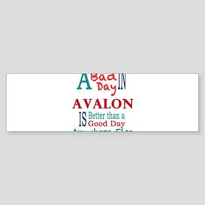 Avalon Bumper Sticker