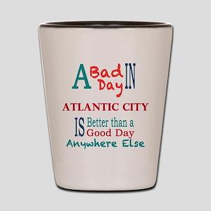 Atlantic City Shot Glass