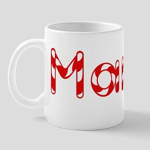 Mandy - Candy Cane Mug