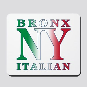 Bronx New York Italian Mousepad