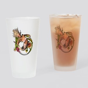 Best Seller Merrow Mermaid Drinking Glass
