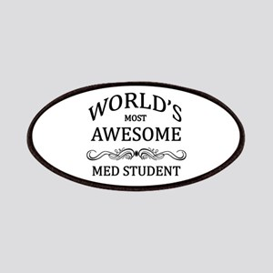 World's Most Awesome Med Student Patches