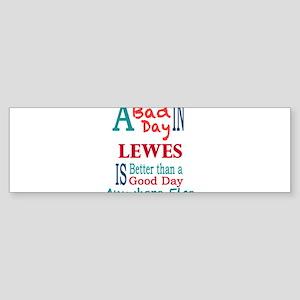Lewes Bumper Sticker