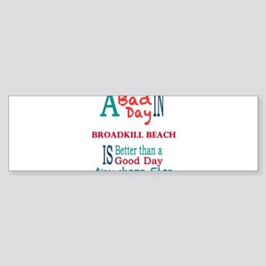 Broadkill Beach Bumper Sticker