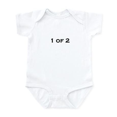 1 of 2 Infant Bodysuit