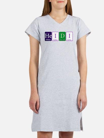 Heidi Women's Nightshirt