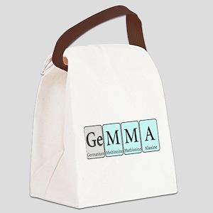 Gemma Canvas Lunch Bag