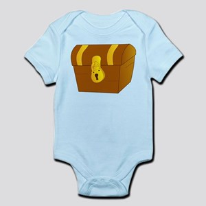 Treasure Chest Infant Bodysuit