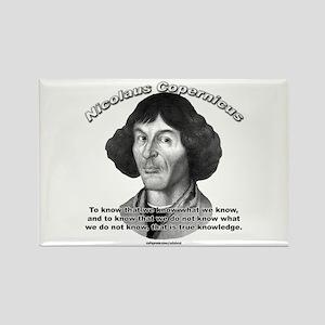 Nicolaus Copernicus 01 Rectangle Magnet