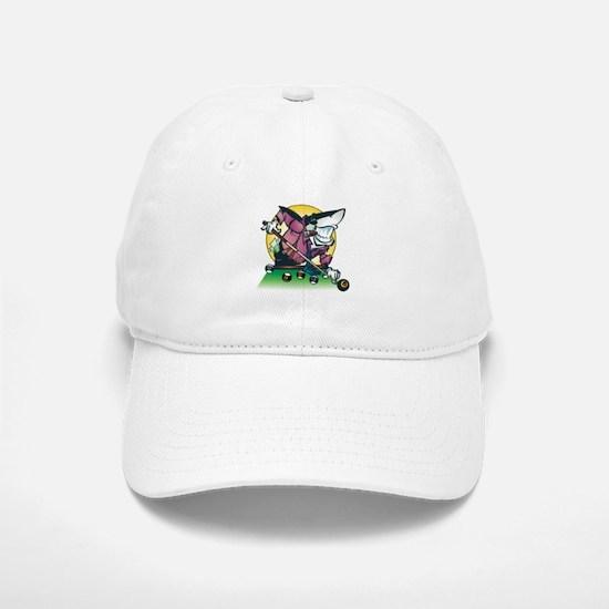 Pool Shark Baseball Baseball Cap