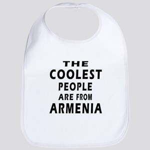 The Coolest Armenia Designs Bib