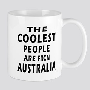 The Coolest Australia Designs Mug