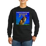 Lion of Judah 10 Long Sleeve Dark T-Shirt