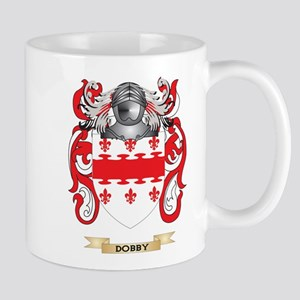 Dobbs Coat of Arms Mug