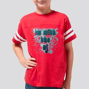 dj Youth Football Shirt
