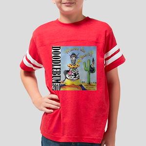 WTB COVER ART 10 X 10 copy Youth Football Shirt