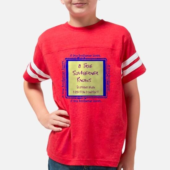hissy Youth Football Shirt