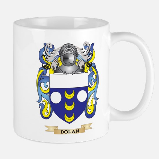 Dolan Coat of Arms Mug