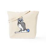 DCS Owl Tote Bag