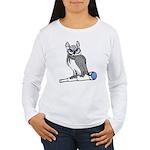DCS Owl Long Sleeve T-Shirt