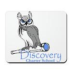 DCS Owl Name Mousepad