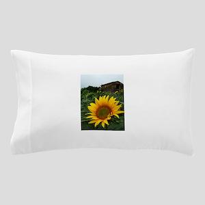 Farmhouse Sunflower Pillow Case