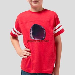 snapping thong Youth Football Shirt