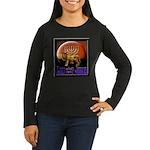 Lion of Judah 9 Women's Long Sleeve Dark T-Shirt