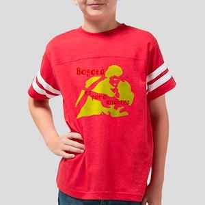 Bogotá es para amantes Youth Football Shirt