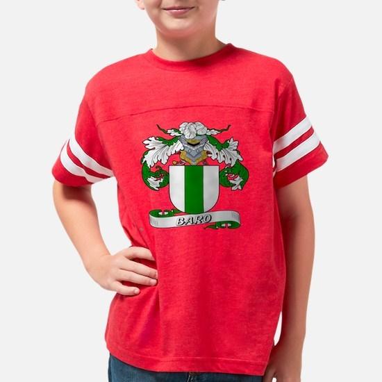 Baro Family Youth Football Shirt