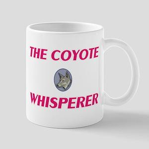 The Coyote Whisperer Mugs