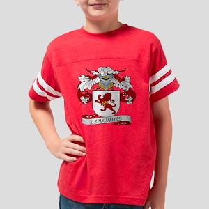 Benavides Family Youth Football Shirt