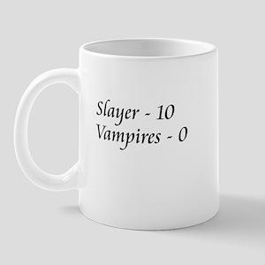 Slayer vs. Vampires Mug