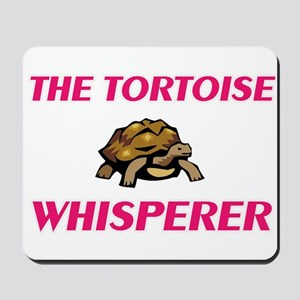 The Tortoise Whisperer Mousepad