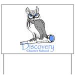 DCS Owl Name Yard Sign